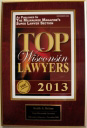 Wisconsin Top Criminal Defense Lawyers 2013